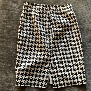 The Limited Skirts - Patterned pencil skirt